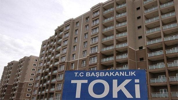 TOKİ'nin sosyal konut projesine 636 bini aşkın başvuru