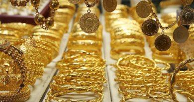 Gerileyen dolar gram altını da düşüşe geçirdi